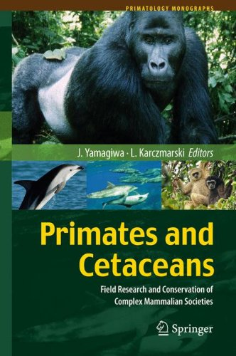 Primates and Cetaceans: Field Research and Conservation of Complex Mammalian Societies.