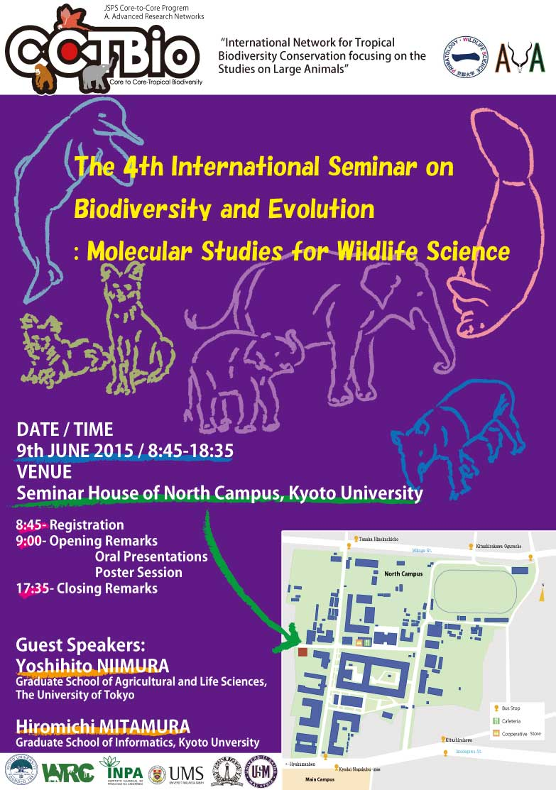 The 4th International Seminar on Biodiversity and Evolution